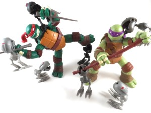Mousers Turtles