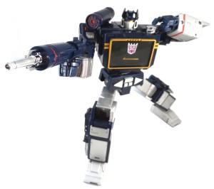 MP SW Robot 07 Gun Action