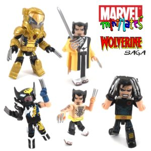 Wolverine Saga Title