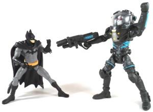 DC Multiverse Freeze 10 Action