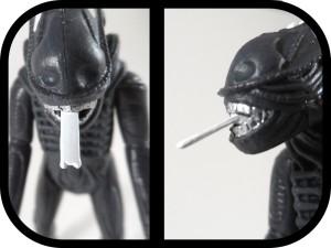 Reaction Alien 05