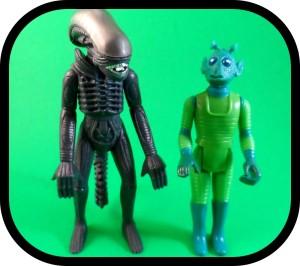 Reaction Alien 06