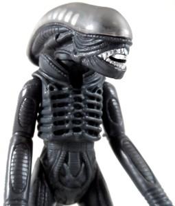 Reaction Alien 07
