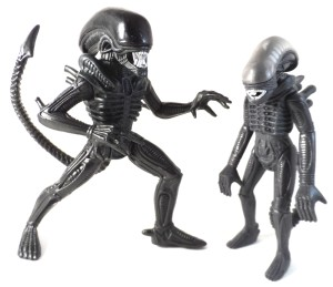 Reaction Alien 10