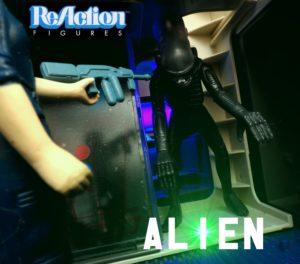 Reaction Alien Title