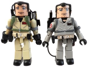Ghostbusters Minimates Love This Town 007 V