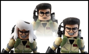 Ghostbusters Minimates Love This Town 012 E