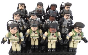 Ghostbusters Minimates Love This Town 022 G