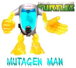 TMNT Mutagen Man Title