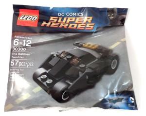 Lego The Batman Tumbler 01 Bag