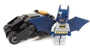 Lego The Batman Tumbler 07 Minifig