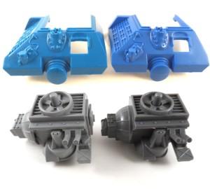Eco Striker 07 Engine