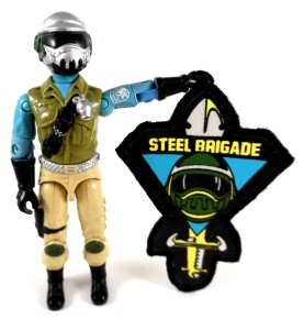 GI Joe 50 33 Steel Brigade
