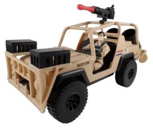 GI Joe 50th 07 Desert Striker
