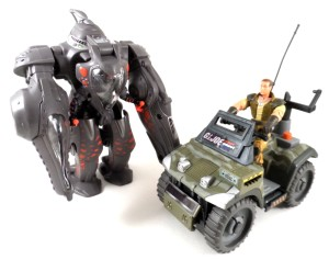 GI Joe 50th 19 VvV Vehicles
