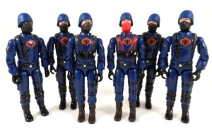 GI Joe 50th 23 Cobra Infantry