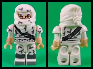 GI Joe Kreo Outpost Defense 03 Storm Shadow