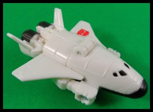 Generations Cosmos 10 Payload Shuttle