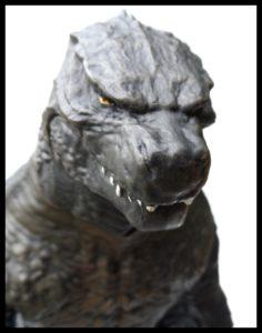 Giant Godzilla 16 Close Up