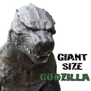 Giant Godzilla 18 Title