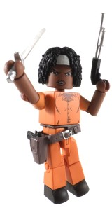 WD Tyreese Michonne 07 Armory