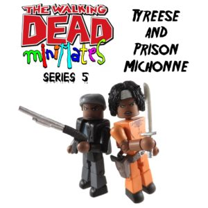 WD Tyreese Michonne 09 Title