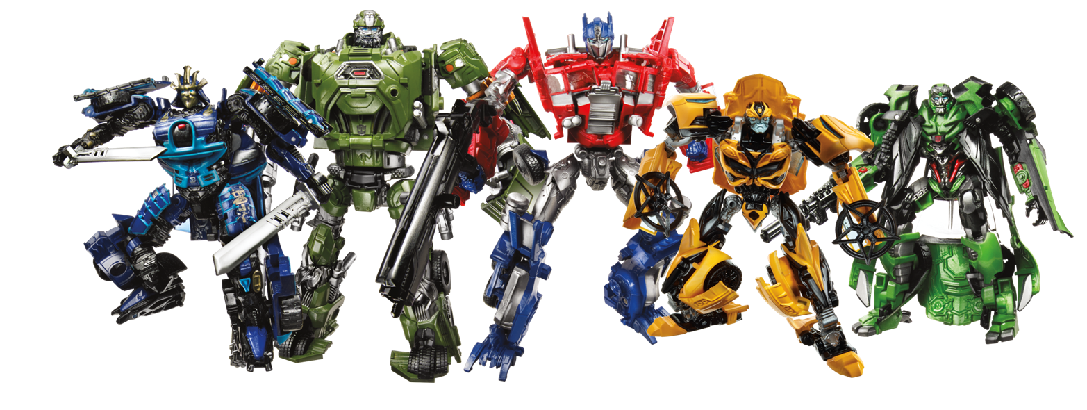 Transformers Platinum Edition Sets Official Images
