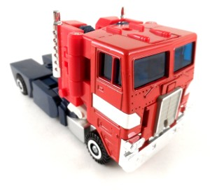 God Ginrai 07 Truck Cab