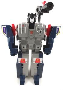 God Ginrai 19 Godbomber Robot