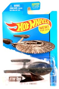 Hot Wheels USS Vengeance 01