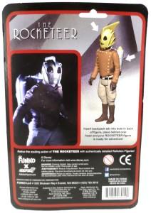 Reaction Rocketeer 02 Cardback