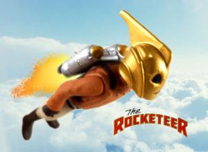 Reaction Rocketeer 13 Title