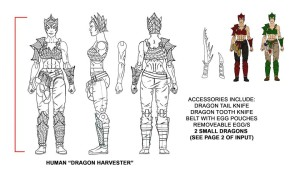S2 Human Dragon Harvester