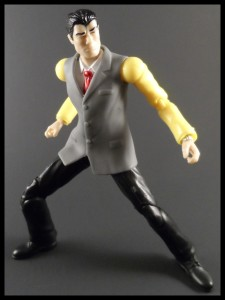 IS2 Dick Tracy 06 Suit