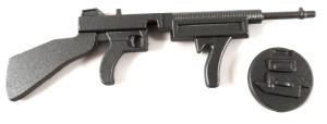 IS2 Dick Tracy 11 Gun