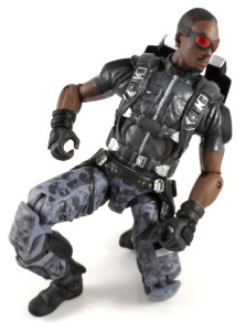 Marvel Select Falcon 07 Articulation