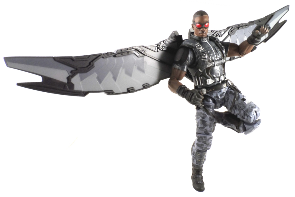 Marvel Select Falcon Review