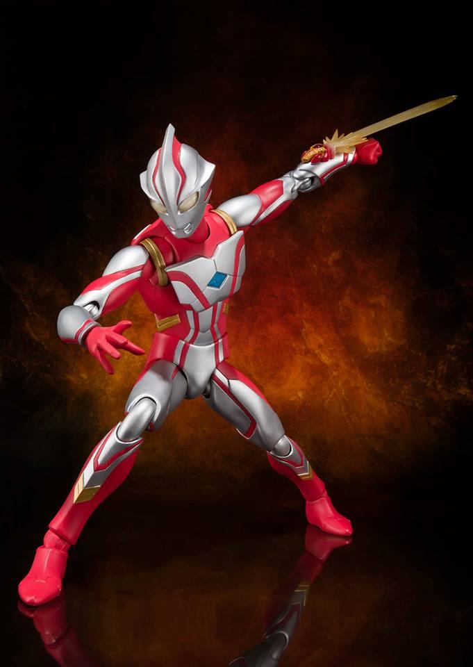 Ultraman Mebius ULTRA-ACT Ultraman Meb...