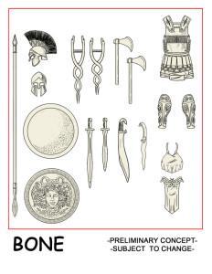 Unlocked 06 Bone Acc Pack