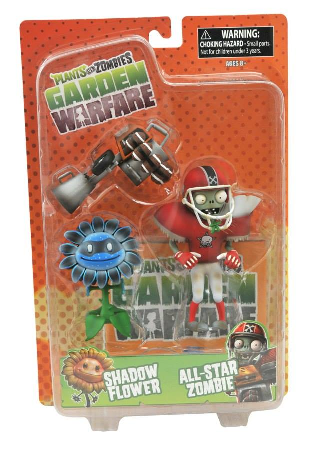 Plants Vs Zombies Garden Warfare Minimates Series 1and 2 Needless Essentials