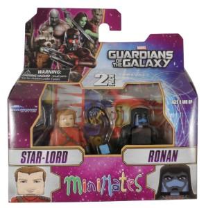 Star Lord Ronan Minimates 01 MOC