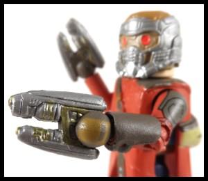 Star Lord Ronan Minimates 06 Gun