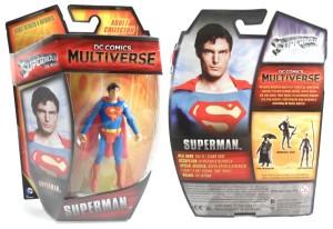DC Multiverse Superman 01 MOC