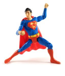 DC Multiverse Superman 07 Posing