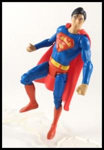 DC Multiverse Superman 08 Posing