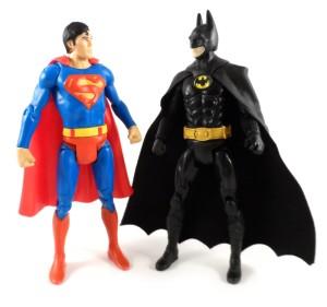 DC Multiverse Superman 09 Batman