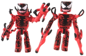 Deadly Foes Spiderman 03 Carnage Hands