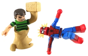 Deadly Foes Spiderman 13 Sandman Group