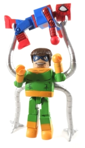 Deadly Foes Spiderman 21 Doc Ock Action