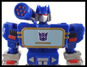 Transformers Mashers Soundwave 12 Sigil